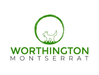 Worthington Woofers logo design concepts #11