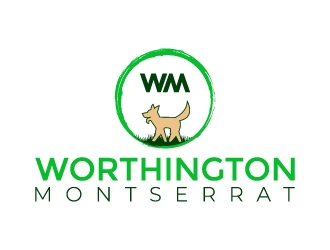 Worthington Woofers logo design concepts #14
