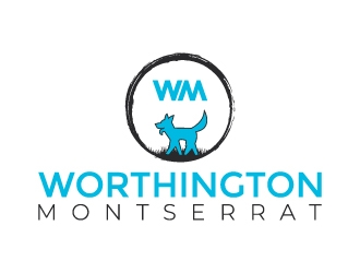 Worthington Woofers logo design concepts #15