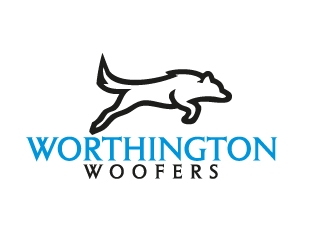 Worthington Woofers logo design concepts #18