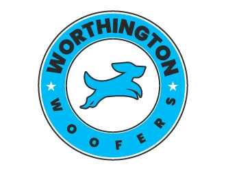 Worthington Woofers logo design concepts #22