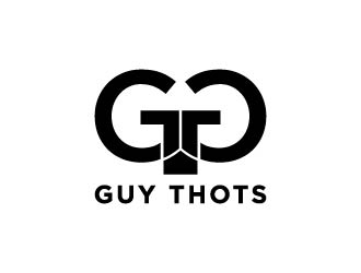 Guy Thots logo design concepts #2