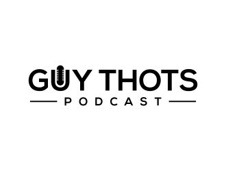 Guy Thots logo design concepts #3