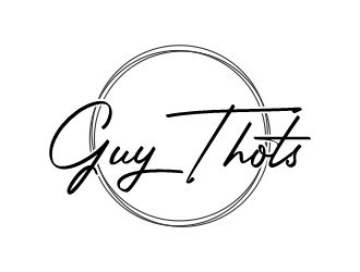 Guy Thots logo design concepts #6