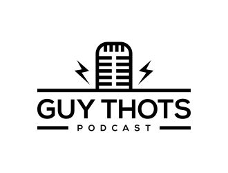 Guy Thots logo design concepts #8