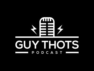 Guy Thots logo design concepts #9