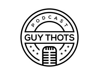 Guy Thots logo design concepts #11