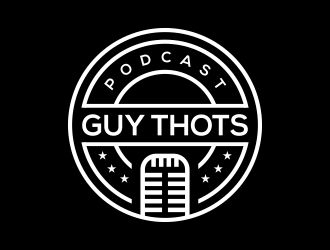 Guy Thots logo design concepts #12