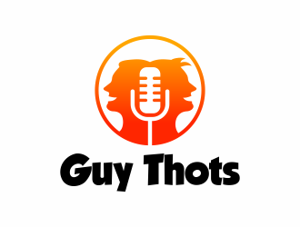 Guy Thots logo design concepts #13