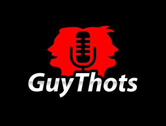 Guy Thots logo design concepts #18