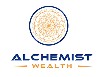 Alchemist Wealth logo design concepts #6