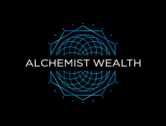 Alchemist Wealth logo design concepts #7