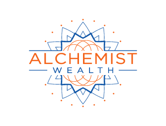 Alchemist Wealth logo design concepts #8
