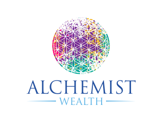Alchemist Wealth logo design concepts #9