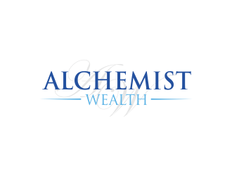 Alchemist Wealth logo design concepts #11