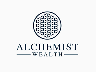Alchemist Wealth logo design concepts #1