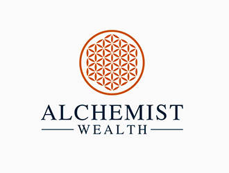 Alchemist Wealth logo design concepts #2