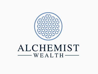 Alchemist Wealth logo design concepts #3
