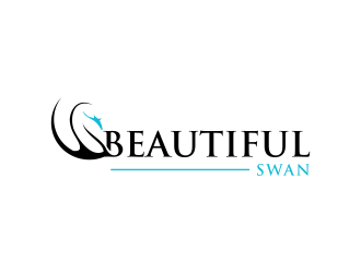 Beautiful Swan logo design concepts #1