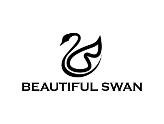 Beautiful Swan logo design concepts #4