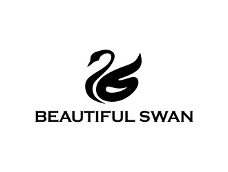 Beautiful Swan logo design concepts #5