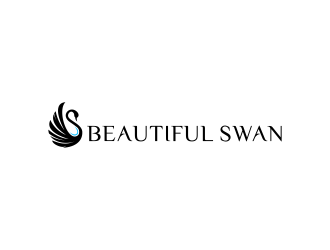 Beautiful Swan logo design concepts #6