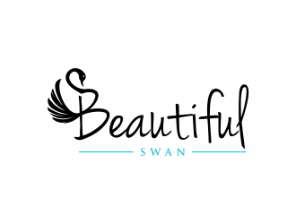 Beautiful Swan logo design concepts #7