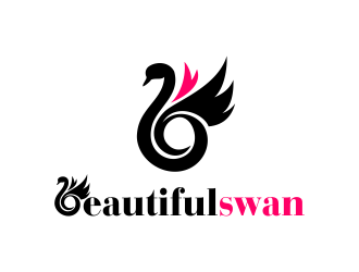 Beautiful Swan logo design concepts #9