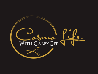 Cosmo Life With GabbyGee Logo Design