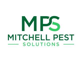MPS Mitchell Pest Solutions logo design concepts #2