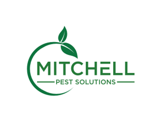 MPS Mitchell Pest Solutions logo design concepts #4
