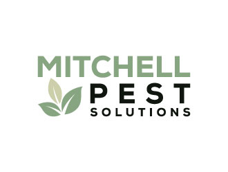 MPS Mitchell Pest Solutions logo design concepts #8