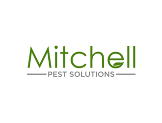 MPS Mitchell Pest Solutions logo design concepts #9