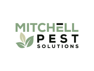 MPS Mitchell Pest Solutions logo design concepts #10