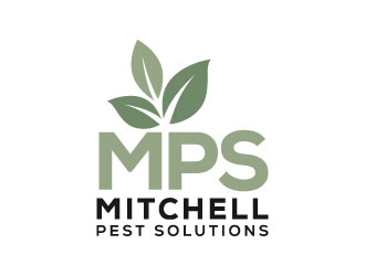 MPS Mitchell Pest Solutions logo design concepts #15