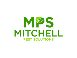 MPS Mitchell Pest Solutions logo design concepts #16