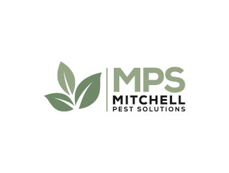 MPS Mitchell Pest Solutions logo design concepts #17