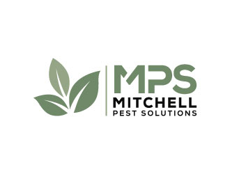 MPS Mitchell Pest Solutions logo design concepts #18