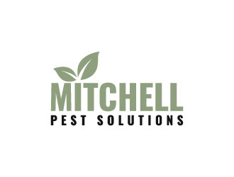 MPS Mitchell Pest Solutions logo design concepts #20