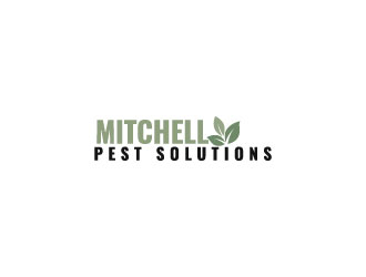 MPS Mitchell Pest Solutions logo design concepts #22