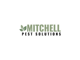 MPS Mitchell Pest Solutions logo design concepts #23