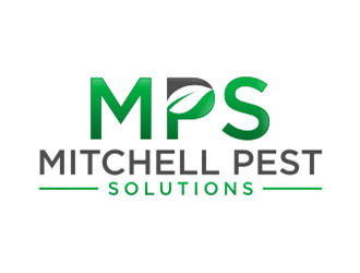 MPS Mitchell Pest Solutions logo design concepts #1