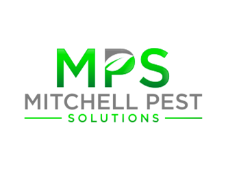 MPS Mitchell Pest Solutions logo design concepts #3