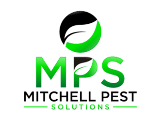 MPS Mitchell Pest Solutions logo design concepts #11