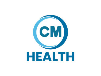Chris Miller Health logo design concepts #1