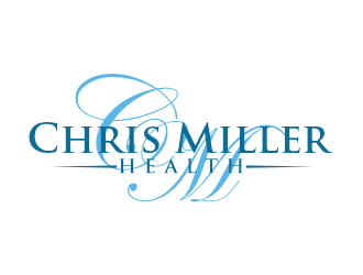 Chris Miller Health logo design concepts #4