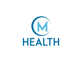 Chris Miller Health logo design concepts #6