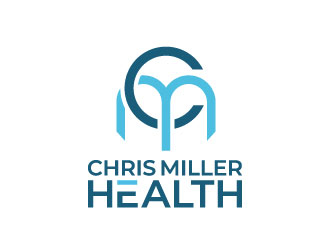 Chris Miller Health logo design concepts #11