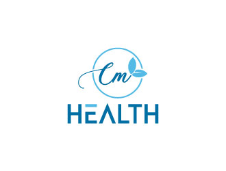 Chris Miller Health logo design concepts #12
