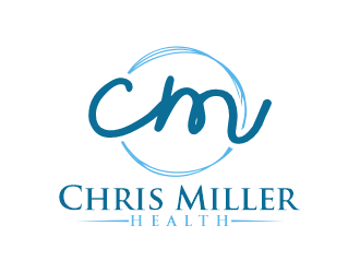 Chris Miller Health logo design concepts #14